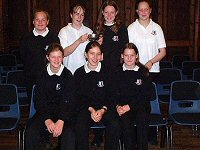 July 2002 Year 8 City Champions in Athletics